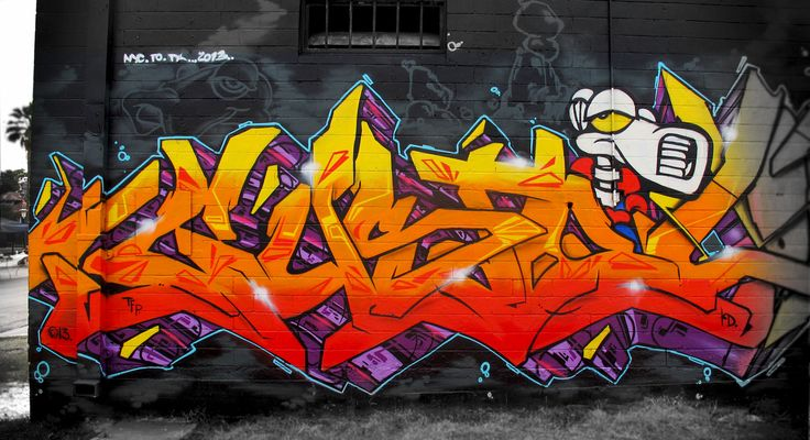 4Burners | NYC Graffiti Crew » Episodes