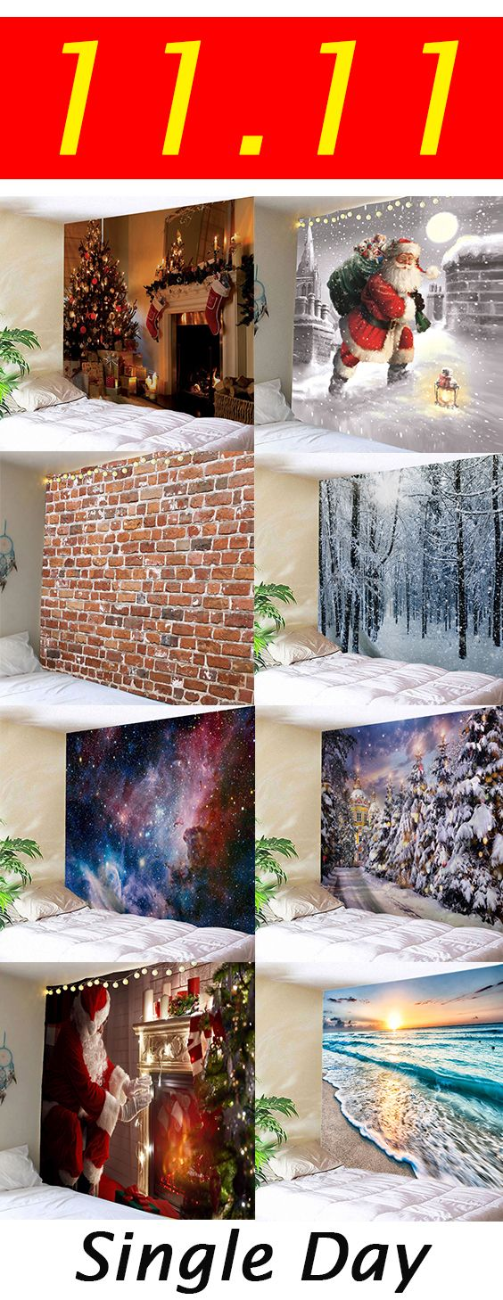 Single Day,11.11 sale 50% OFF wall tapestries