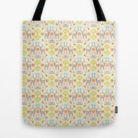 © www.patternpenny.com Tote Bags by Pattern Penny | Society6