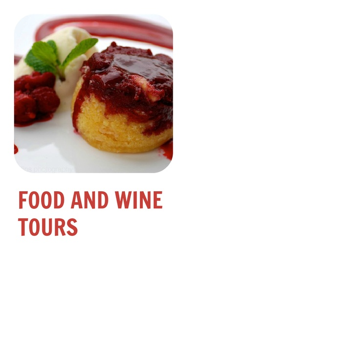 Indulge in one of our food and wine tours .  www.mapoftassietours.com.au