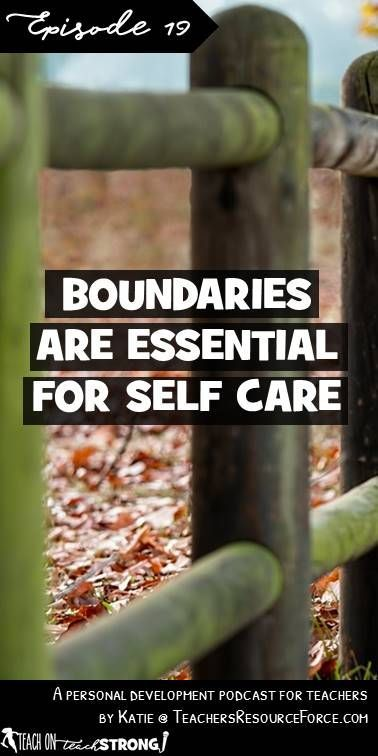 Too often we feel overwhelmed in teaching because of our willingness to take on new challenges and our guilt in saying no when asked for help. However, in order to not only manage workload but ensure you are taking care of yourself too, we need to learn how to set healthy boundaries in teaching.