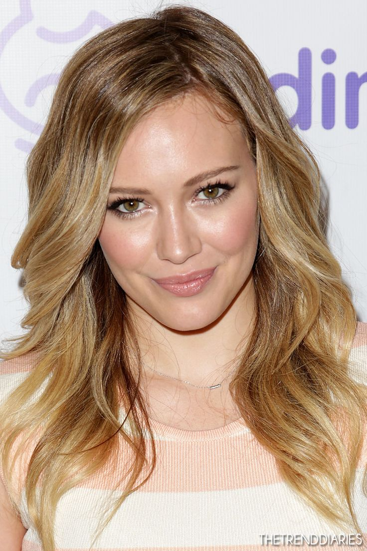 Hilary Duff Blonde Hair Color 2014 Www Pixshark Com