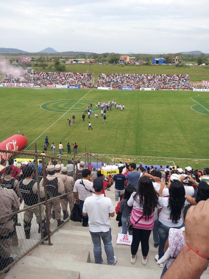 Partido vs Cerro Porteño..
