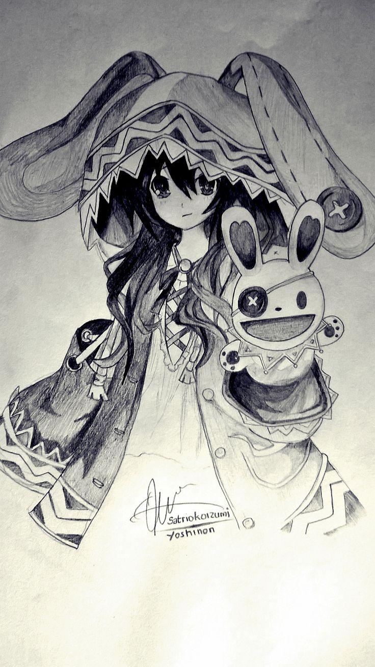 Yoshinon Sketch