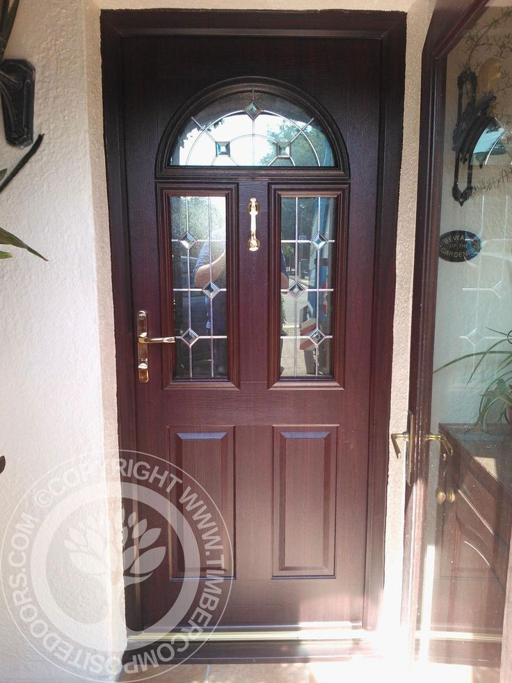 40 best solidor flint composite door from timber for Composite door design your own