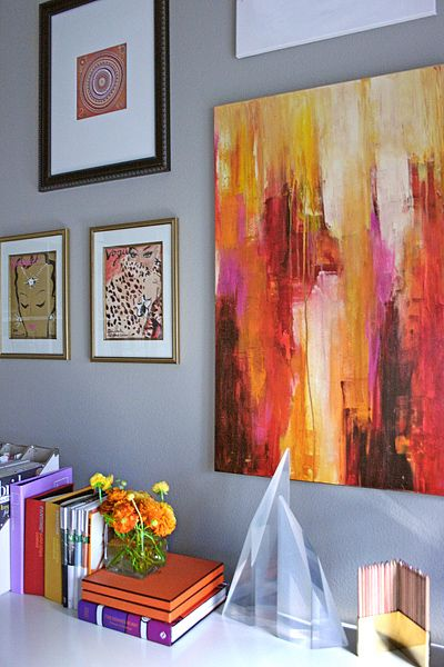 color abstract art