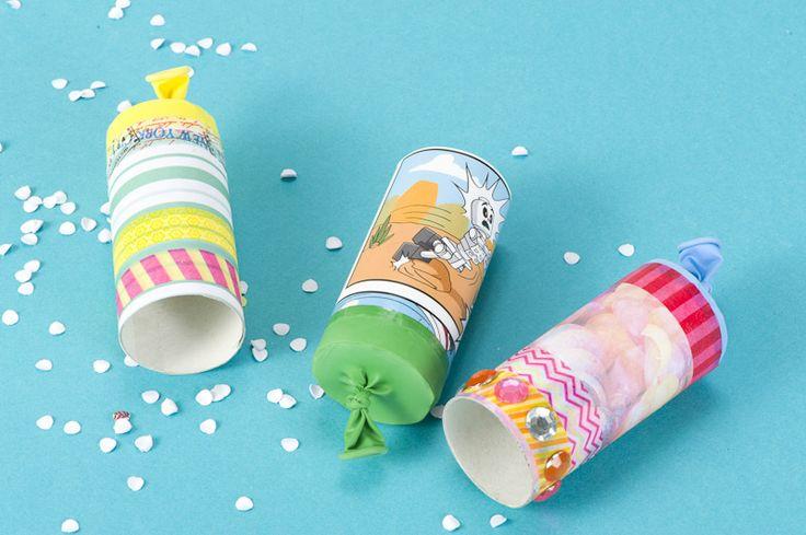 Knallend 2017 in? Dat doe je met zelfgemaakte confettiknallers! BAM!  Ben je benieuwd hoe je dit maakt? Bestel het losse artikel op https://www.hobbyou.nl/winkel/kids/feestknallers/ of de lente editie van Knutselfun op https://www.hobbyou.nl/winkel/kids/kids-tijdschriften/moestuintjes-voor-kids/