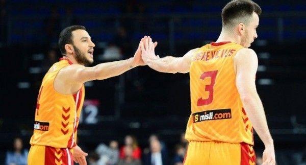 Galatasaray Odeabank-ALBA Berlin Maçı Canlı İzle!