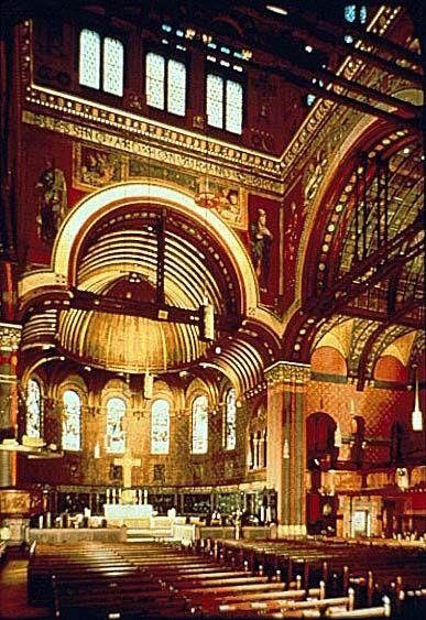One of my favorite churches. Trinity Church, Boston, Massachusetts
