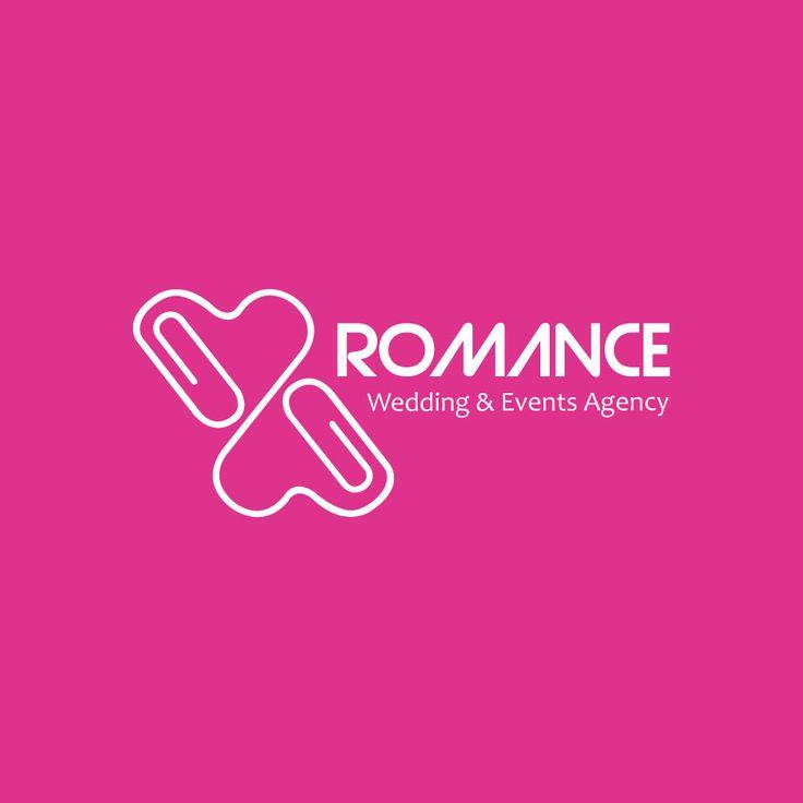 Logo Design : Romance Wedding & Events Agency