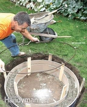 Make your own firepit