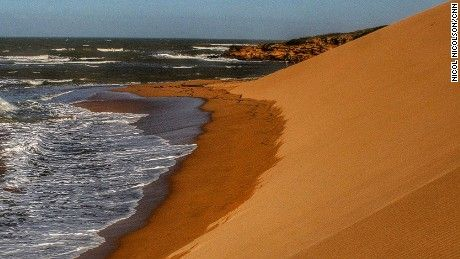 On the northernmost tip of South America, Colombia's La Guajira Desert is slowly making its way onto the tourist map.