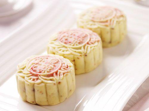 Mooncakes from Meritus Mandarin Singapore