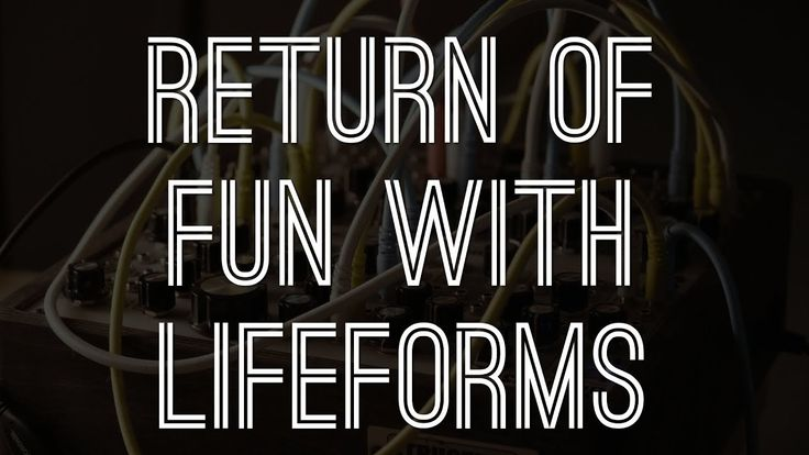 Return of Fun with Lifeforms: Double Helix Oscillator