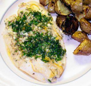 Baked Fish Recipe Photo