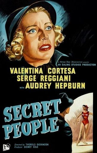 Secret People  Film Británico de 1952