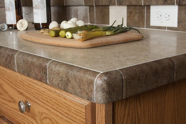 17 best images about kitchen countertops on pinterest - Ceramic tile bathroom countertops ...