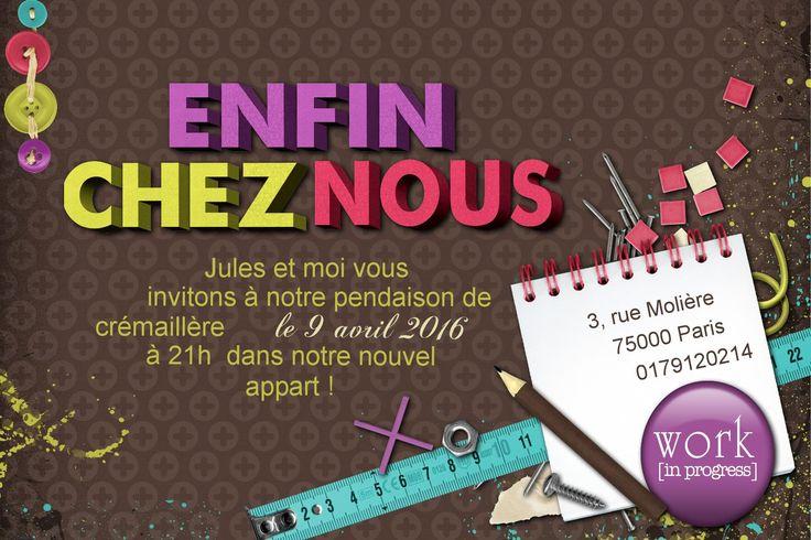 Invitation Pendaison De Cr 233 Maill 232 Re Invitation Cr 233 Maill 232 Re Cremaillere Et Projets 224 Essayer