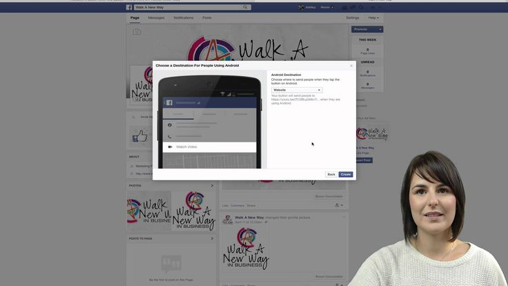 60 Second Tip - How to Setup Your Facebook Call-to-Action http://www.unleashedmultimedia.com.au