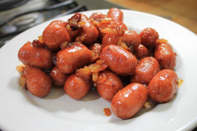 5 Formas Delirantes De Preparar Mini Salchichas Salchichas Botana Recetas Con Salchichas Salchichas Para Desayuno