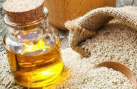 home remedies for wheezing - sesame oil