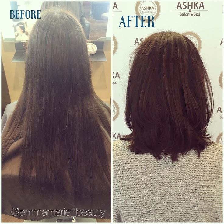 Emma S Guest Donated 8 Inches To Children With Hair Loss Today She Gave Her A