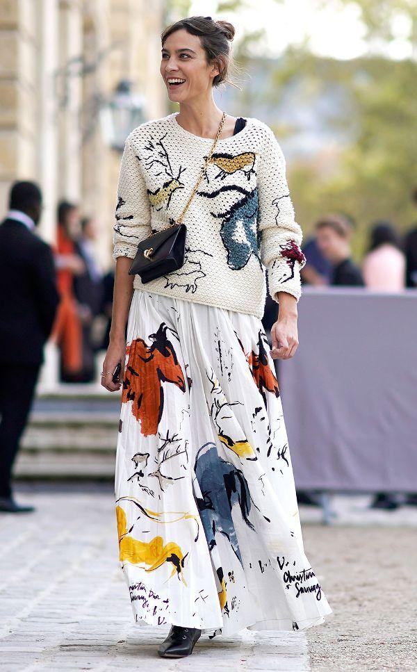 Alexa Chung outfit ideas