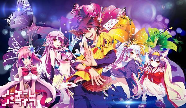 No Game No Life Jibril Anime Girl Dakimakura Hugging Body Pillow Cover Case 2