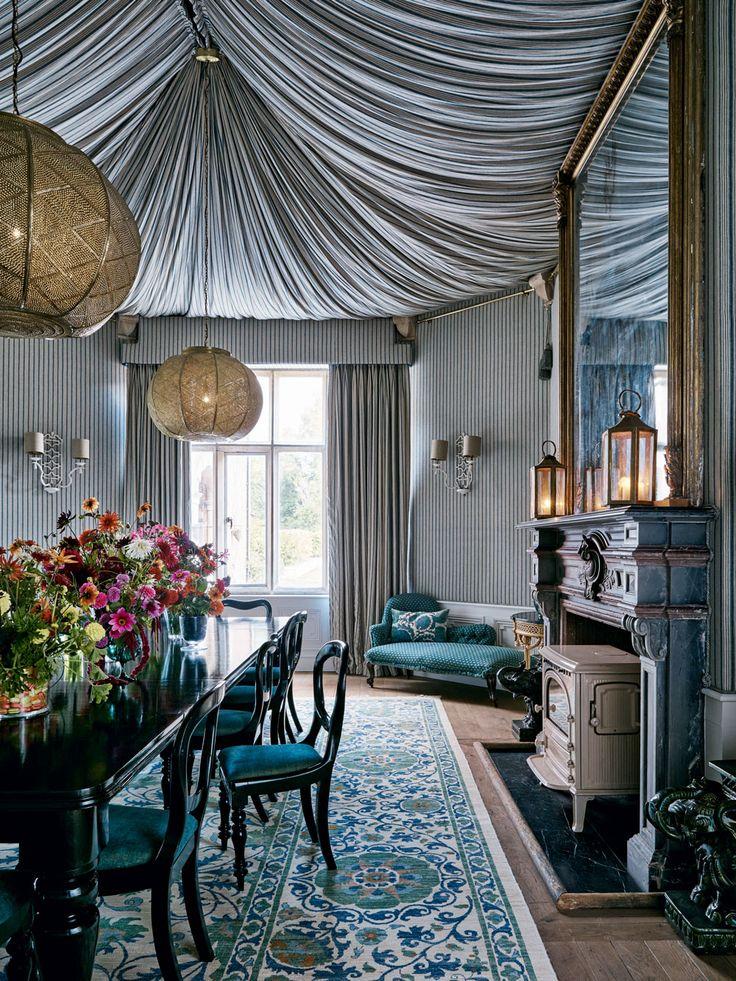Henri Fitzwilliam-Lay - House & Garden, The List