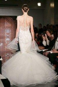 Gelinlikte sırt dekoltesi - Sevgili Moda - Kadın - Moda, Magazin, Güzellik, İlişkiler, Kariyer