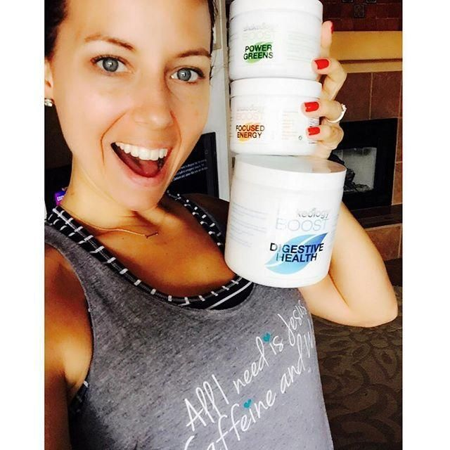 BoostUp with Shakeology BOOST
