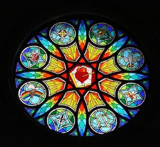 Best 25 church windows ideas on pinterest for Stained glass window church