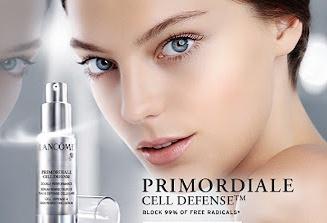 Primordiale, de hydraterende, beschermende en voedende verzorgingslijn van Lancome, met een aangenaam ontspannend aroma, is verrijkt met de dynamische en energieke vitamines biotine (B8) en vitamine A, die diep in de huid doordringen. Herlaadt de huid met vocht, stimuleert de natuurlijke celvernieuwing en beschermd tegen vrije radicalen.