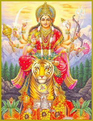 108 Names of Durga