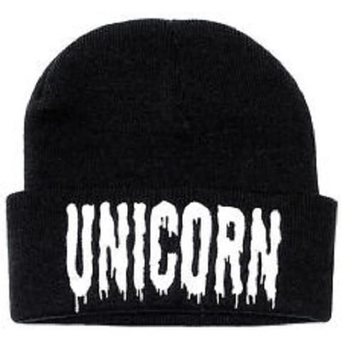 This Unicorn Toque is SO CUTE!  Found at Unicorn Everything