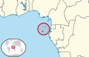 Localização de São Tomé e Príncipe // Sao Tome and Principe in its region ◆São Tomé e Príncipe – Wikipédia http://pt.wikipedia.org/wiki/S%C3%A3o_Tom%C3%A9_e_Pr%C3%ADncipe #Sao_Tome_and_Príncipe