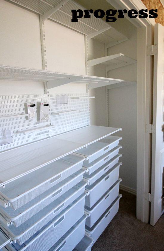 Best 25+ Elfa Closet Ideas On Pinterest | Master Closet Design, Container  Store Closet And Closet Remodel