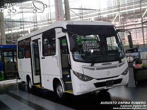 Bus World 2016 Latin America. Medellin, Colombia @ ADIX | Autobuses Digitales MX
