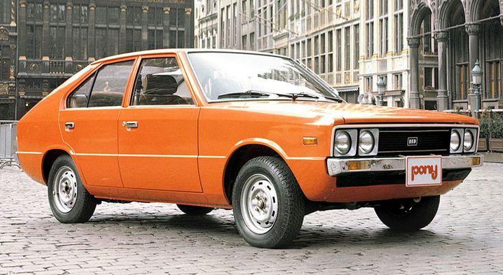 Hyundai Pony I 1975