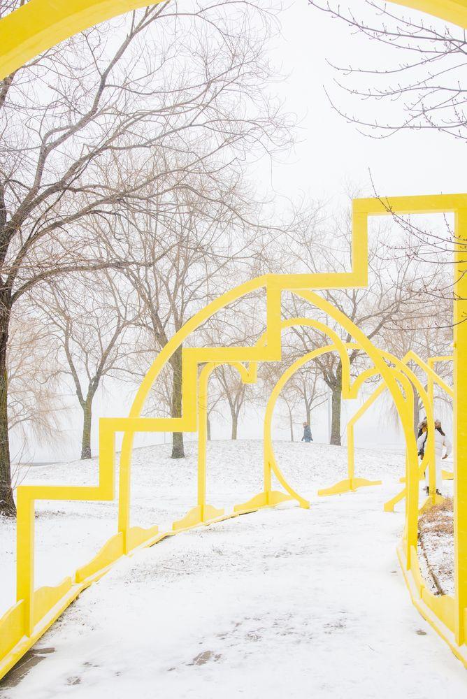 621409e15b Gallery of Ice Breakers Public Art Winter-Wonderland Returns to Toronto - 5
