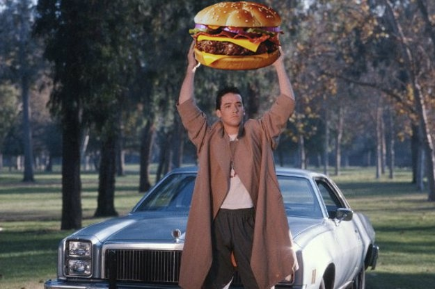 10 Classic Movie Moments Served With Cheeseburgers: Movie Scene, Moments Serving, Romantic Movies, Movie Romantic, Classic Movies, Romantic Gesture, Movie Moments, Favorite Movie, Golden Movies