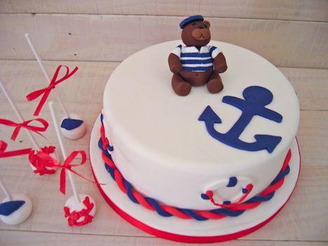 amazing cumpleaos nios temtica piratas oso marinero with cumpleanos nino