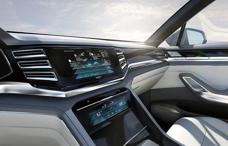 Concept car / Volkswagen / 2015