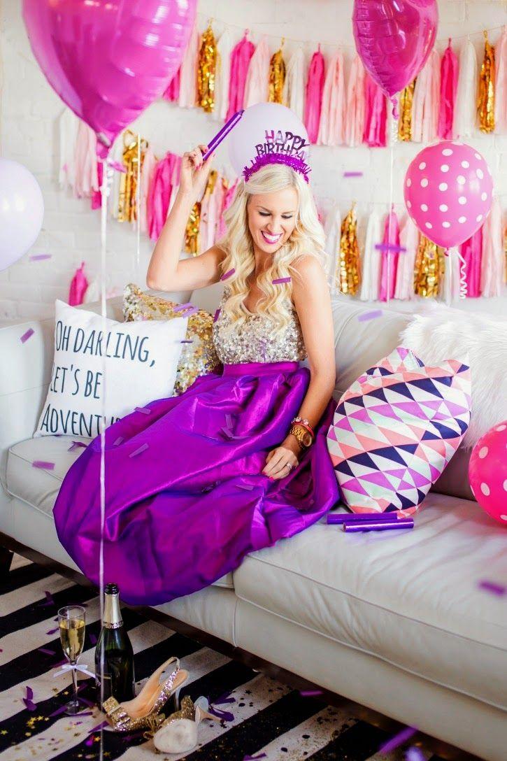 Bleu Birthday Bash Pt 1 With Kaylyn Leighton Photography