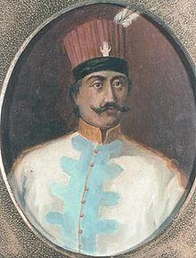 Λάμπρος Κατσώνης (1705-1805) , Συνταγματάρχης του Ρωσικού Αυτοκρατορικού Ναυτικού.