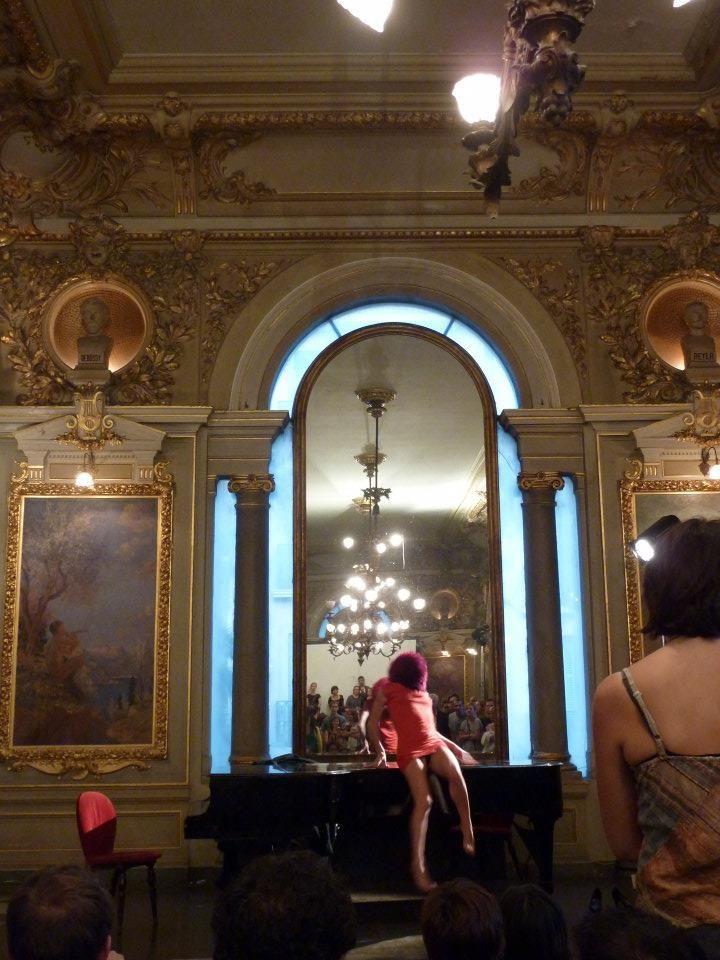 Festival Constellations  Compagnie Kubilai Khan  Opéra de Toulon Danse contemporaine