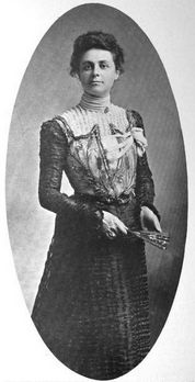 Sara Weeks Roberts (b. 1865), US activist, president, National Library for the Blind