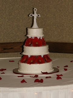 My Dream Wedding Cake