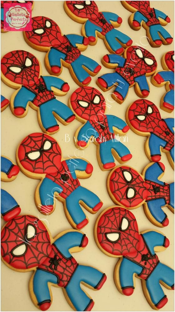 Spiderman | Cookie Connection