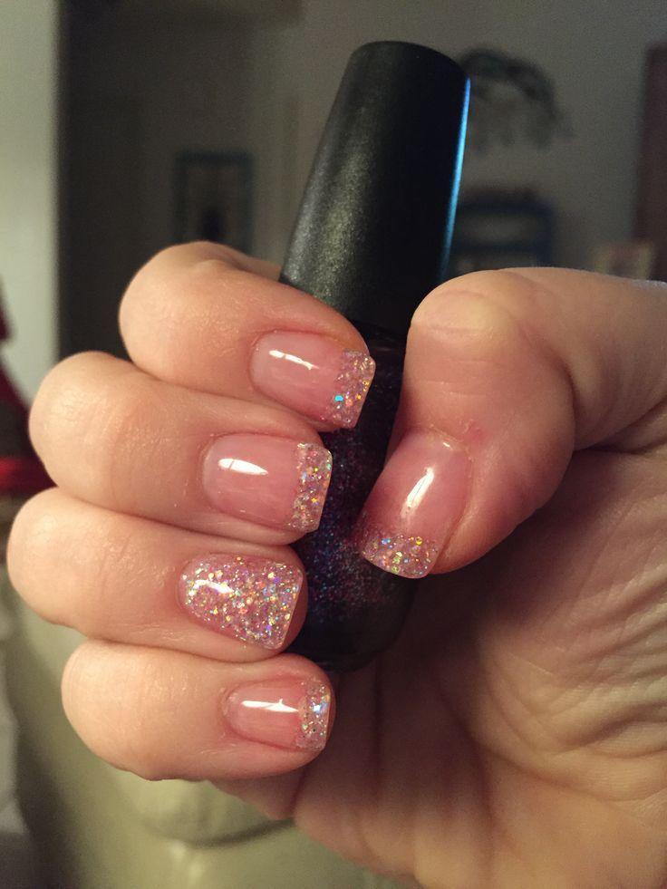 Image result for rose.gold solar nails